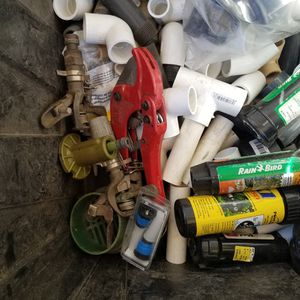 Sprinkler Parts/ Pvc Fittings for Sale in Temecula, CA