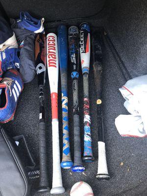 BBCOR baseball bats for Sale in San Luis Obispo, CA