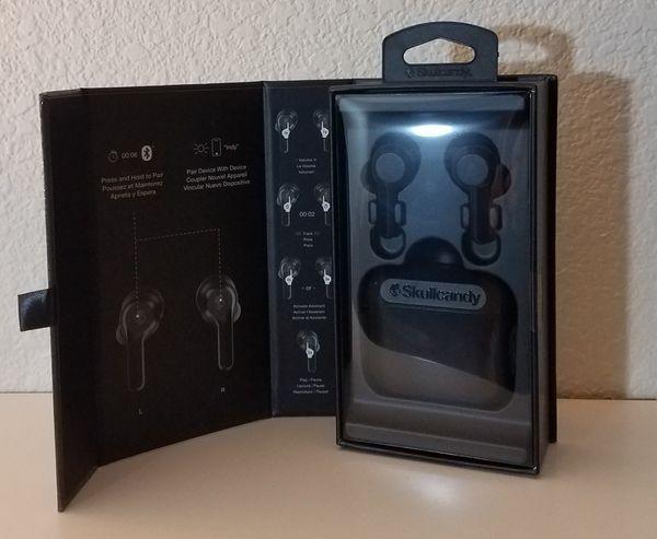 Skullcandy Indy Wireless Earbuds