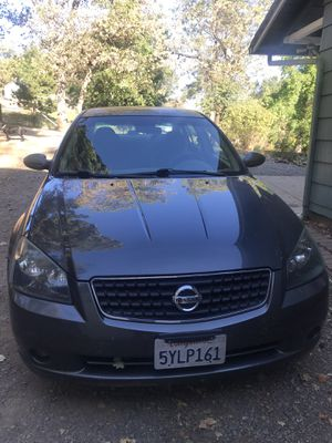 2006 Nissan Altima for Sale in Grass Valley, CA