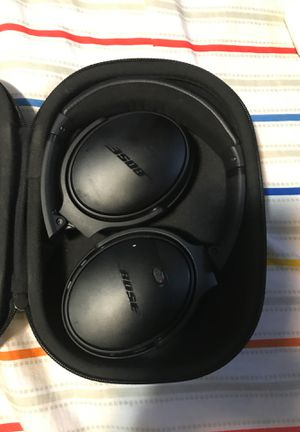 Bose - QuietComfort 35 ll Wireless Noise Cancelling Headphones for Sale in Wheat Ridge, CO