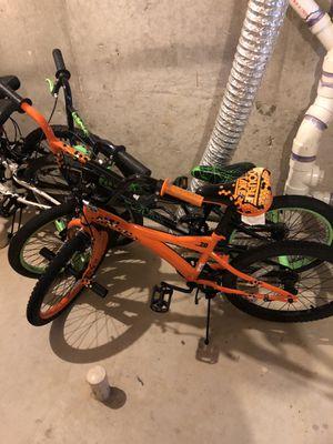 2 BMX bikes for Sale in Woodbridge, VA