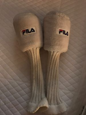 Fila Gold Head Covers for Sale in Placentia, CA
