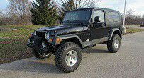 🍁2OO6 Jeep Wrangler/UP FOR SALE * ZERO ISSUES > RUNS AND DRIVES LIKE NEW for Sale in Washington, DC