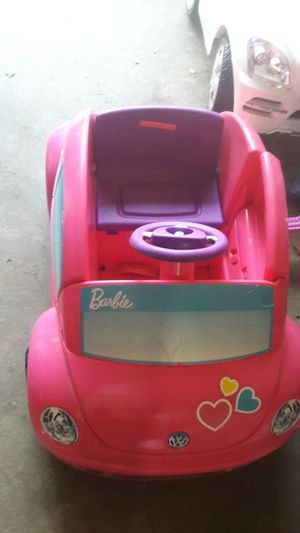 Barbie car for FREE for Sale in Bloomfield, CT
