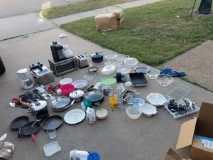 Lot of Kitchen stuff all for 60 for Sale in McKinney, TX