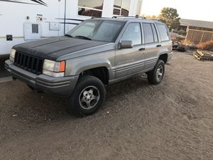 96 Jeep Grand Cherokee+ 97 parts car for Sale in Phelan, CA