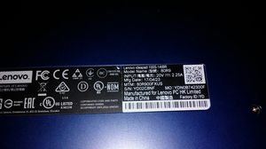 Lenovo idea pad for Sale in Scottsdale, AZ