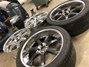 Deep volk wheels for Sale in Dixon, CA