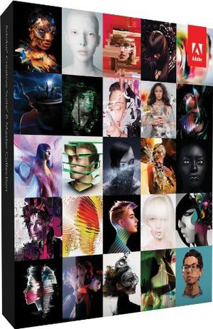 Adobe CS6 for Windows With Lightroom 19 and Reader 19 for Sale in Glendale, AZ