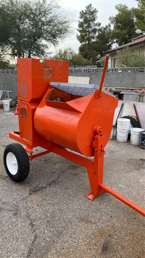 Commercial cement mixer for Sale in Las Vegas, NV