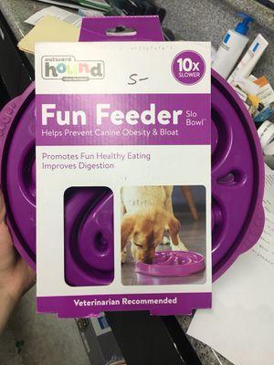 New Slo bowl fun feeder for Sale in Concord, CA