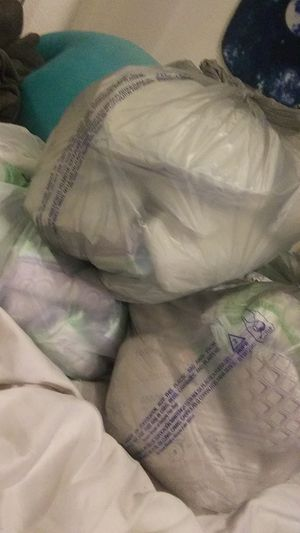 Size 1 diapers for Sale in Las Vegas, NV