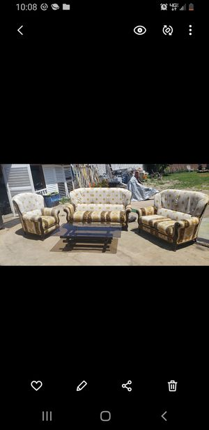 Living room set for Sale in Fountain Valley, CA