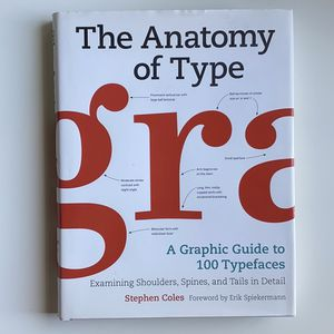 The anatomy of type for Sale in Alameda, CA