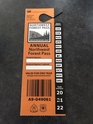 North west forest pass for Sale in Bellevue, WA