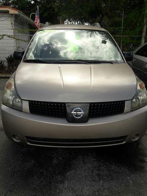 2006 Nissan Quest for Sale in Miami, FL