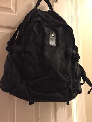 Large high quality black backpack with laptop bag inside brand Mendoza, so beautiful $35 for Sale in Fairfax, VA