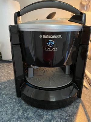 Black & Decker Professional Lid Remover for Sale in Greenville, NC