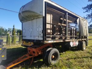 Chicken coop / Animal cage / Trailer for Sale in Ridgefield, WA