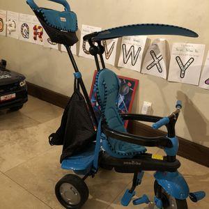 Smart Trike blue Toddler for Sale in Fort Lauderdale, FL