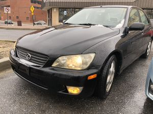 2001 LEXUS IS300 💪🏻💯VERYRELIABLE💯💪🏻 for Sale in Laurel, MD