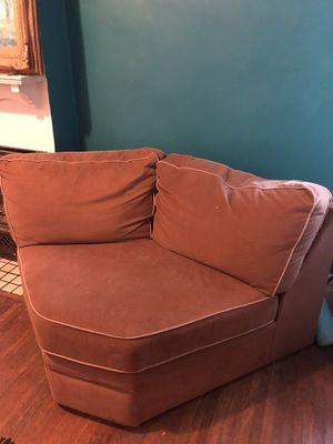 Tan Sectional Piece for Sale in Columbus, OH
