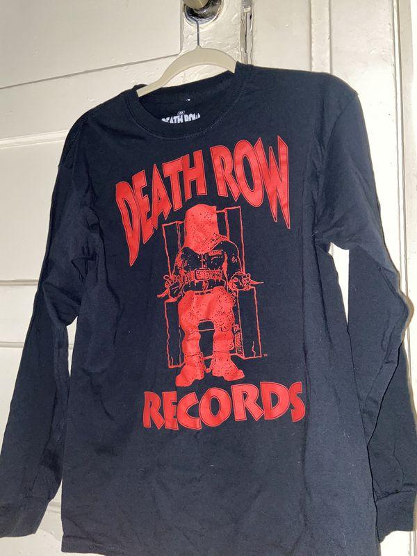 Death row records long sleeve