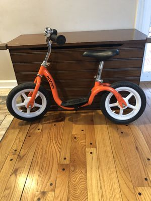 "Kazam 12"" balance bike for Sale in Downers Grove, IL"