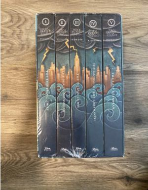Percy Jackson Book Collection for Sale in San Antonio, TX