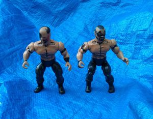 1985 Legion Of Doom The Road Warriors AWA All Star Wrestling Action Figure Lot Remco for Sale in Pasadena, CA