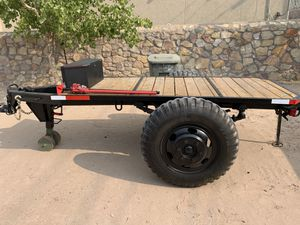 1-1/2 ton military trailer for Sale in El Paso, TX