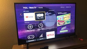 TCL Roku Smart TV for Sale in Mesquite, TX