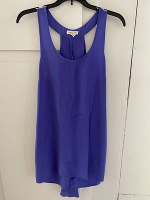 Urban Outfitters Silk Purple Slip Dress,XS Ruffles for Sale in Los Angeles, CA
