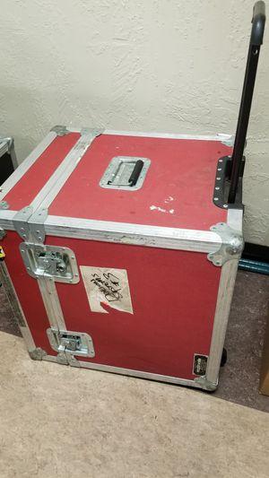 Road case pretty big for dj equipment for Sale in San Jose, CA
