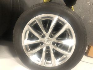 Infinity tires and rims for Sale in Lake Worth, FL