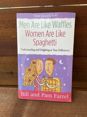 Men Are Like Waffles--Women Are Like Spaghetti: Understanding and Delighting for Sale in Buda, TX