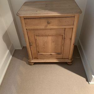 Pine Cabinet for Sale in Bellevue, WA