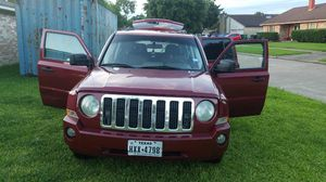 2007 jeep patriot for Sale in Houston, TX
