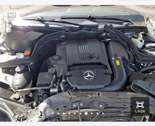 Mercedes Benz c250 2013 parts