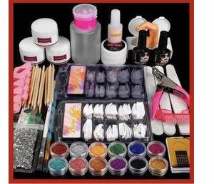Acrylic Bundle/ Nail Polish and art style Kit. for Sale in Acworth, GA