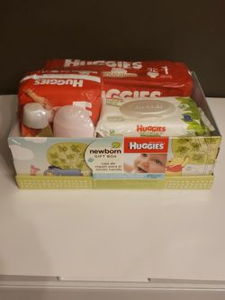 Huggies Newborn Gift Box. for Sale in PA,  US