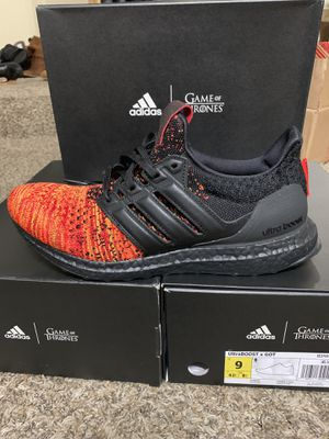 Adidas UltraBOOST Game of Thrones House Targaryen for Sale in Keizer, OR