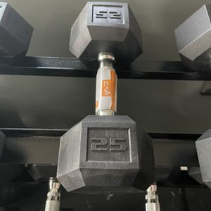 25lb Dumbbell Weight for Sale in Salinas, CA