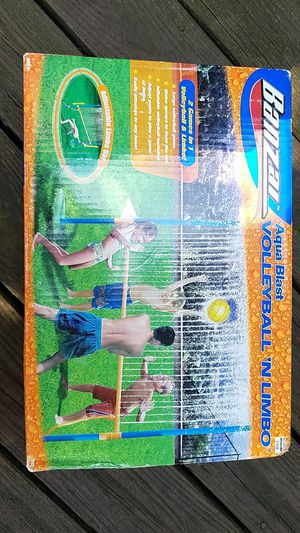 Aqua blast water volleyball game NEW for Sale in Marlboro Township, NJ