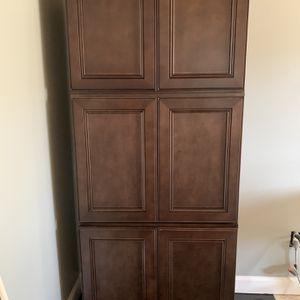 Laundry Or Kitchen Cabinets for Sale in Marietta, GA