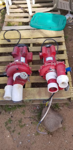 Franklin electric waterway. Spa jacuzzi hot tub pool motors for Sale in Phoenix, AZ