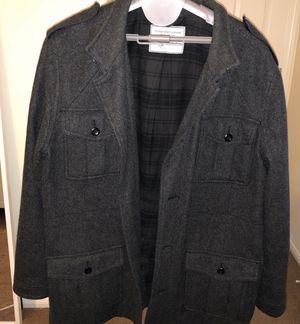 Men's Wool Coat - Like NEW for Sale in Las Vegas, NV