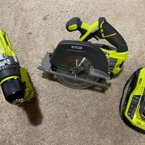 Ryobi tool combo for Sale in Shaker Heights, OH