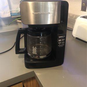 Hamilton Beach 12 Cup Programmable Coffee Maker for Sale in Auburn, WA